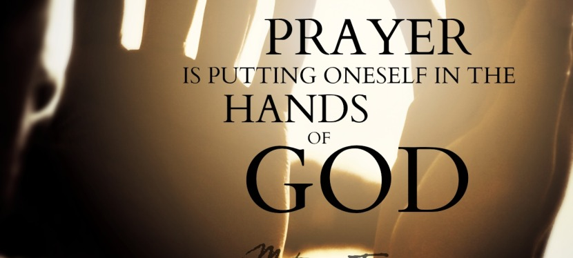 Big Events and Bigger Prayers ThisWeek!