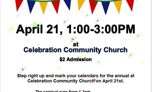3 BIG Things to Know at Celebration this Week