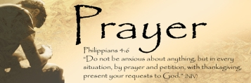 PrayerBanner